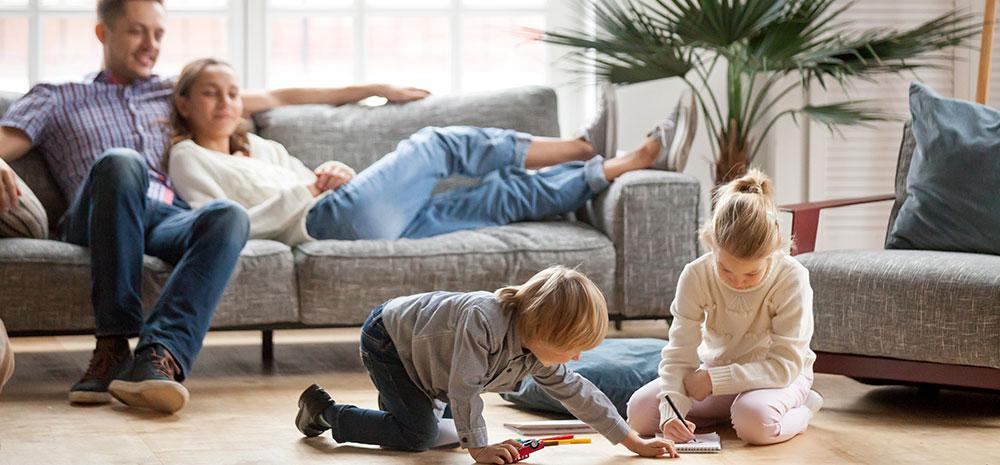 Detta bör du veta om trygghetslösningar för barnfamiljer