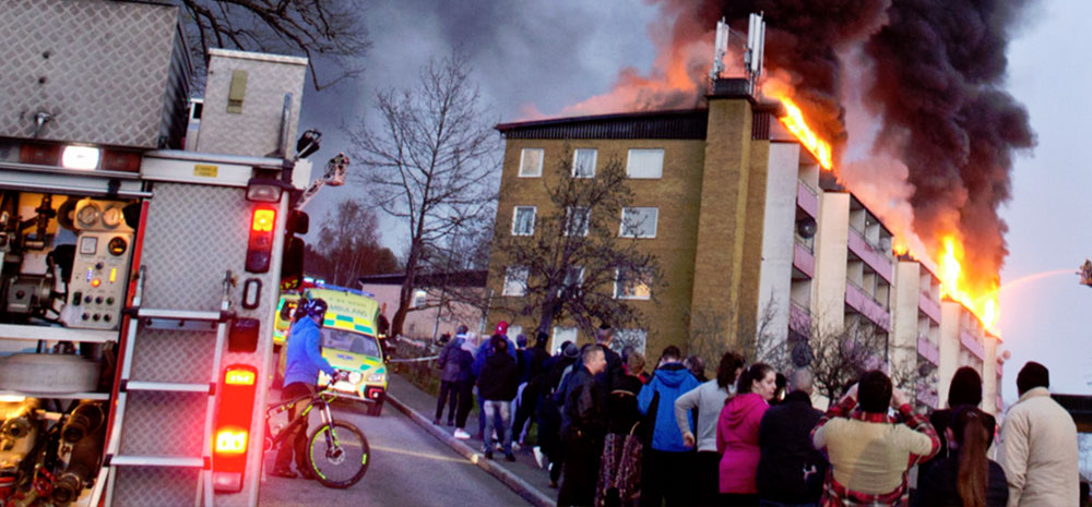 Styret i et boligselskap har et juridisk ansvar for brannsikring